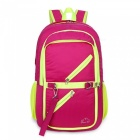 CTSmart-Versatile-Waterproof-Removable-Folding-Sports-Backpack-for-Sport-Hiking-Mountaineering-Deep-Pink