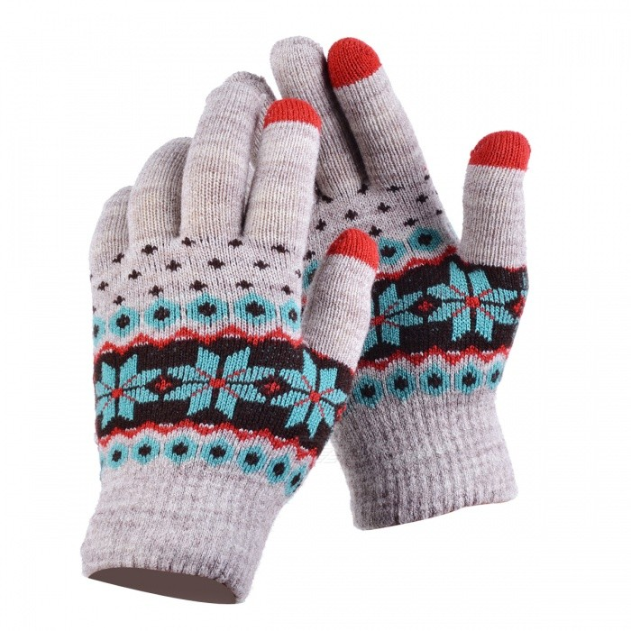 Womens Stylish Winter Touch Screen Gloves, Riding Cashmere Thickened Warm Full Finger Gloves for Phone Tablet PC - KhakiGloves<br>ColorKhakiQuantity1 DX.PCM.Model.AttributeModel.UnitShade Of ColorBrownMaterialCashmereGenderWomenSuitable forAdultsStyleFashionPalm Girth48 DX.PCM.Model.AttributeModel.UnitMidfinger Length12 DX.PCM.Model.AttributeModel.UnitGlove Length20 DX.PCM.Model.AttributeModel.UnitPacking List1 x Pair of Gloves<br>