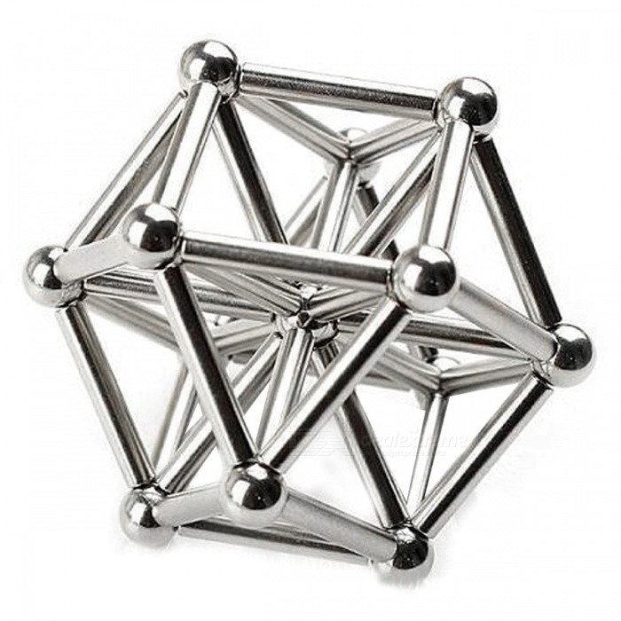 tragbare 72-Stick 36-Ball-Magnet-Stick Buck-Ball Buckyballs