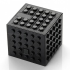 Creative-Building-Block-Style-Toy-Bluetooth-Speaker-Black