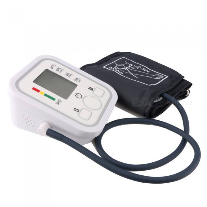 RZ202-Arm-Wrist-Type-Blood-Pressure-Monitor-with-LCD-Backlight
