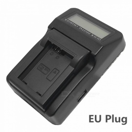 110-240V-NP-FW50-Battery-Charger-with-LCD-Screen-USB-for-A7R-NEX6-7-5N-R-A5000-A5100-A6000