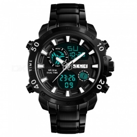 SKMEI-1306-30m-Waterproof-Mens-Digital-Fashion-Casual-Sports-Watch