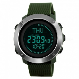 SKMEI-1293-50M-Waterproof-Mens-Digital-Sports-Watch-With-Compass