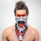 NUCKILY-PK13(FC-54)-Winter-Windproof-Warm-Fleece-Thickened-Face-Mask-for-Outdoor-Skiing-Riding-Red-2b-White