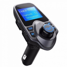 144-Car-MP3-Player-Stereo-FM-Transmitter-Handsfree-Calls-Car-Charger