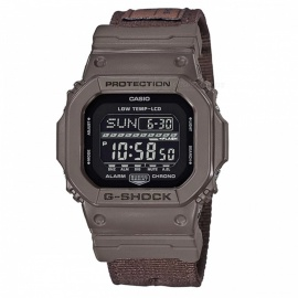 Casio G-Shock GLS-5600CL-5 G-LIDE Series Sports Watch - Earth Brown