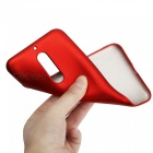 OCUBE Soft Silicone Case for UMIDIGI S2/S2 Pro Metallic Color Coated Premium Scratch Resistant ShockProof Case Cover - Red