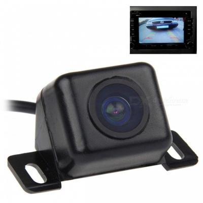 OJADE Waterproof 170 Degree Wide Viewing Angle Reverse Car Rearview Camera Monitor for Parking