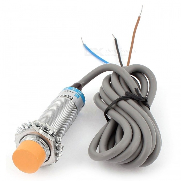 RXDZ DC6-36V 300mA NPN NO 3-Wire 4mm Tubular Inductive Proximity Sensor Switch LJ12A3-4-Z-BXSwitches &amp; Adapters<br>ColorGreyModelLJ12A3-4-Z-BXQuantity1 DX.PCM.Model.AttributeModel.UnitMaterialPlastic, alloy, electronicsPower Range6 ~ 36V DCMax. Current300mAWorking TemperatureNO DX.PCM.Model.AttributeModel.UnitOther FeaturesOutput type<br>NPN NO (normally open)<br>Response frequency 150HzCertificationNOPacking List1 x Inductive proximity switch<br>