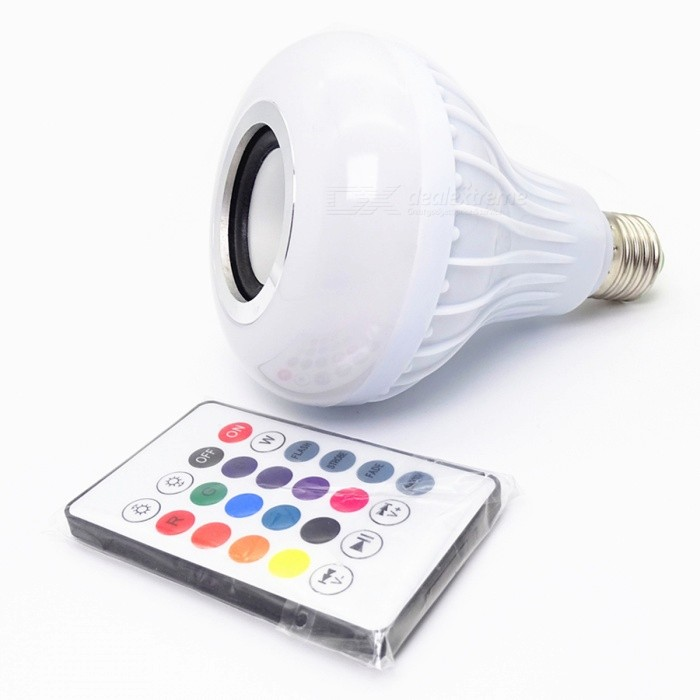 E27-12W-7-Color-Changing-Bluetooth-Music-LED-Bulb-with-Remote-Control
