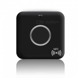 Portable-Wireless-Bluetooth-Receiver-Support-NFC-Connection-Handsfree-Mic-Phone-Call