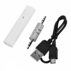 Bluetooth V3.0 Audio Receiver Wireless Adapter 3.5mm Jack AUX Audio Music Car Kit Speaker