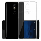 Naxtop TPU Ultra-thin Soft Case for Nokia 7 - Transparent