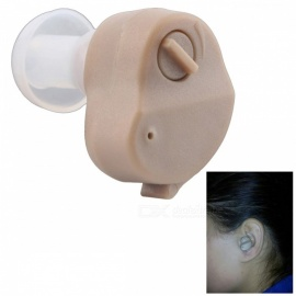 Portable-Adjustable-Tone-Hearing-Aid-Small-Invisible-In-Ear-Type-Best-Sound-Amplifier-Brown