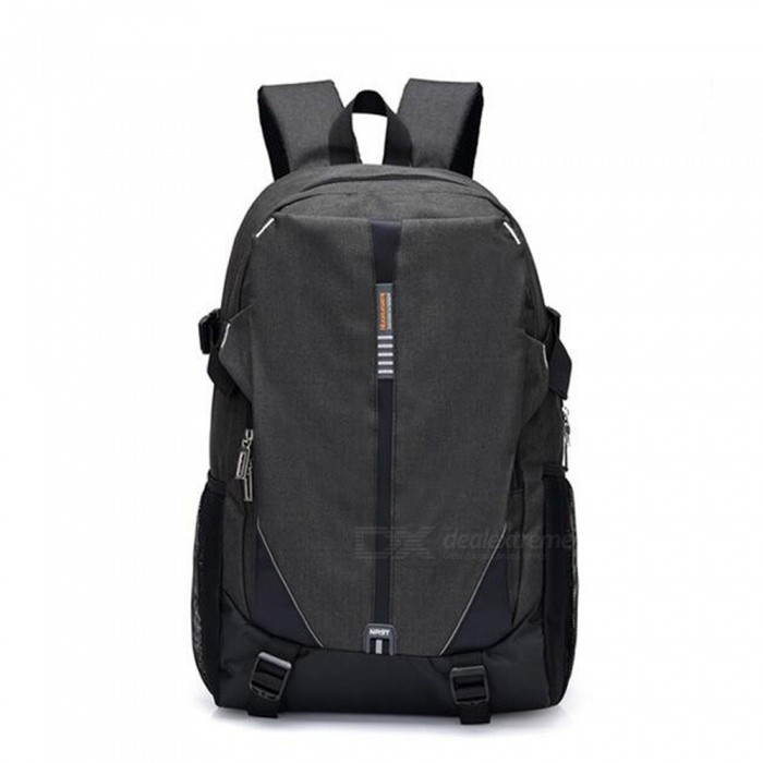 CTSmart 3012 Outdoor Mountaineering Travel USB Interface Outdoor Leisure Shoulder Bag - BlackColorBlackBest UseClimbing,Backpacking,Mountaineering,TravelModel3012Quantity1 DX.PCM.Model.AttributeModel.UnitMaterialCanvasCapacity Range20L~40LRaincover includedNoPacking List1 x Bag<br>