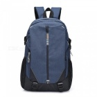 CTSmart-3012-Outdoor-Mountaineering-Travel-USB-Interface-Outdoor-Leisure-Shoulder-Bag-Blue