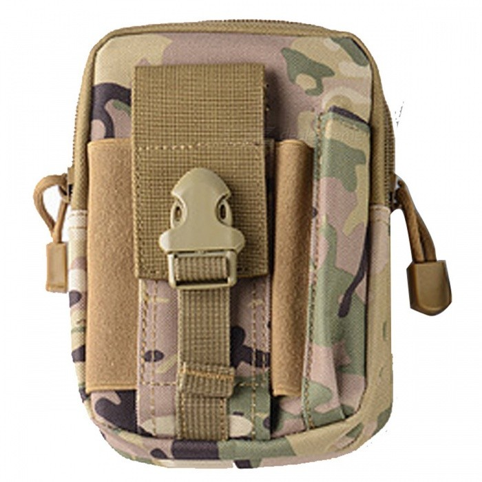 ZHAOYAO Outdoor Sports Molle Tactical Pocket Wallet, 5.5 6.0 Waterproof Running Waist Bag - CamouflageColorCamouflageBest UseOthers,Outdoor sportsQuantity1 DX.PCM.Model.AttributeModel.UnitMaterialOxford cloth 600D encryptionSizeOthersCapacityOthersPacking List1 x Pocket<br>