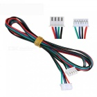 ZHAOYAO-XH254-DuPont-Head-4Pin-6Pin-Terminal-Motor-Cable-for-3D-Printer-(5-PCS)