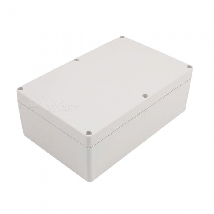 RXDZ-230-x-150-x-85mm-Plastic-Dustproof-IP65-DIY-Junction-Box-Case-Enclosure-Grey