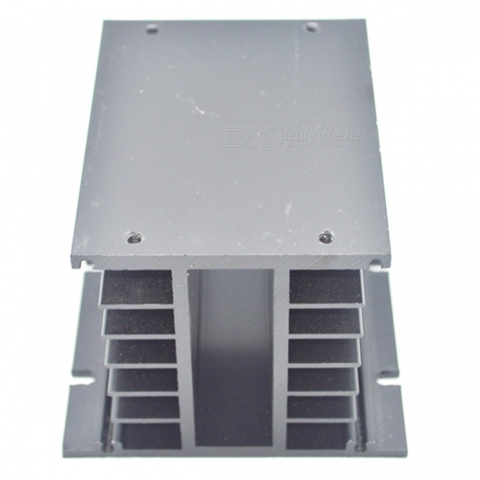 RXDZ-Aluminum-Heat-Sink-for-Three-Phase-Solid-State-Relay-SSR-Heat-Dissipation