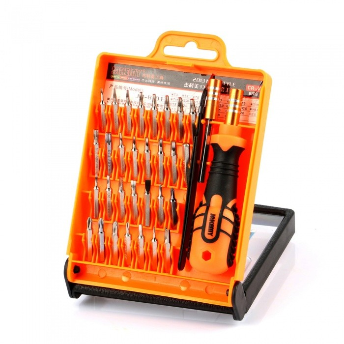 Buy Dayspirit 8101 33-in-1 Precision Screwdriver Set Repair Tool Kit with Litecoins with Free Shipping on Gipsybee.com