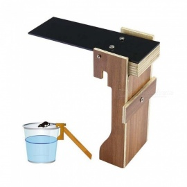 DIY-Automatically-Reset-Wooden-Mouse-Trap