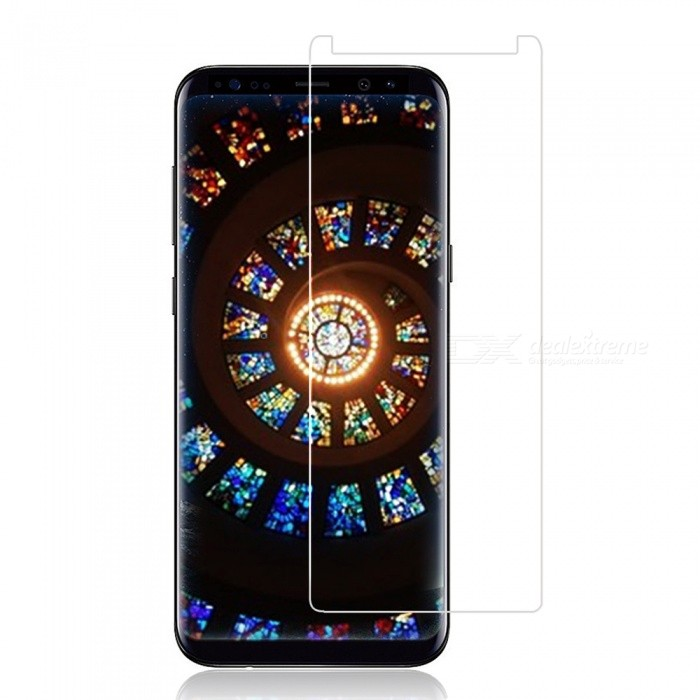 9H Hardness 0.3mm Tempered Glass Screen Protector Film for Samsung Galaxy S9 Plus