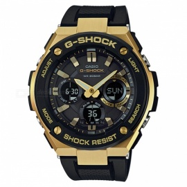 Casio G-Shock GST-S100G-1A G-STEEL Series Watch - Glod + Black