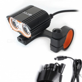 ZHISHUNJIA-DC42-84V-XML-T6-LED-1400lm-4-Mode-White-Bike-Light-Headlamp