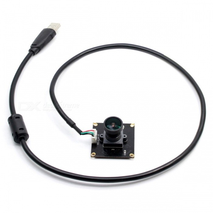 Waveshare OV2710 2 0MP USB Camera Module with Better Sensitivity in  Low-light Condition, Driver-Free