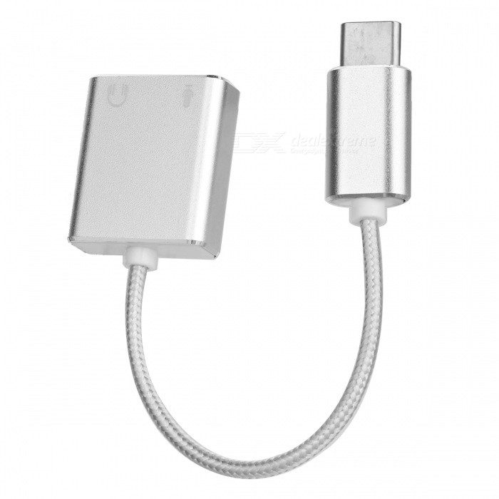 Buy BSTUO Aluminium Alloy USB 3.1 Type-c Sound Card H7.1 Channel 3D Audio with Litecoins with Free Shipping on Gipsybee.com