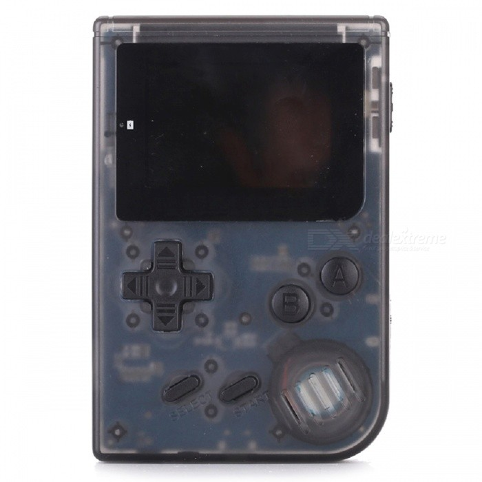 32-Bit Retro Classic Mini Portable Handheld Game Console Machine - BlackOther Consoles Accessories<br>ColorBlackQuantity1 setMaterialABSPacking List1 x Game Console 1 x Manual<br>
