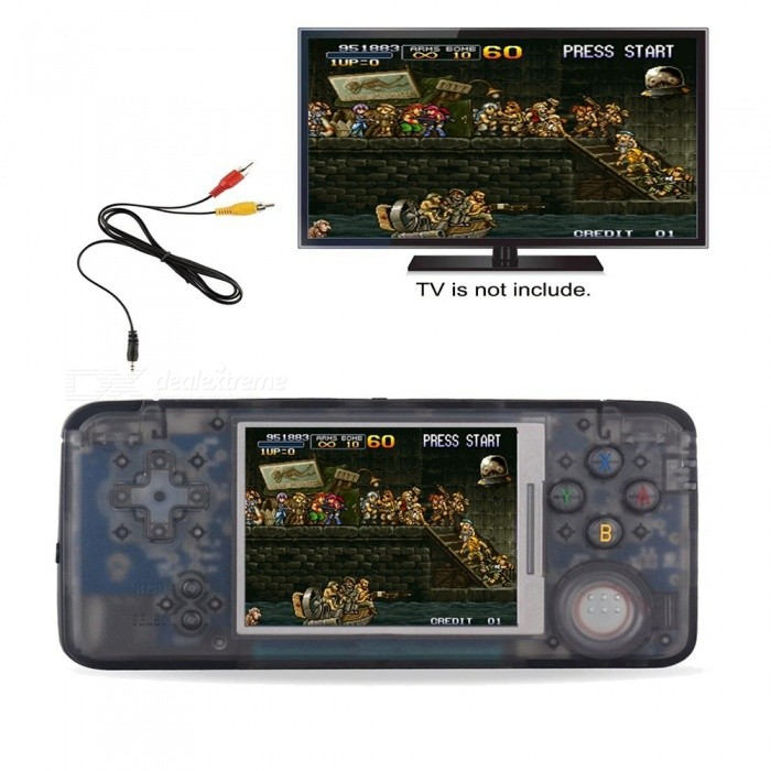 Image of Handheld Game Console Retro GAME Built-in 800 Games Support Arcade Games CPS/NES/NEOGEO