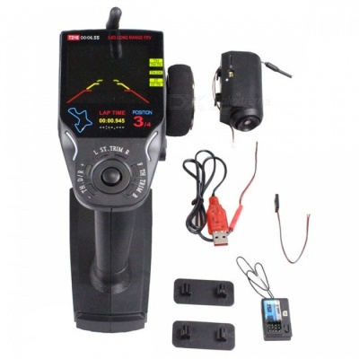 TURBOWING 5.8Ghz FPV Racing Car Transmitter System