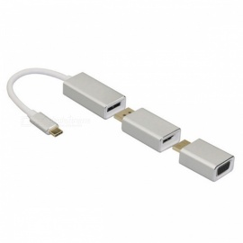USB-31-Type-C-to-DP-VGA-HDMI-Adapter-Male-to-Female-Converter-HDTV-Cable-for-Macbook-Pro