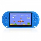 Handheld-8GB-5-Inches-Pocket-Player-Game-Console-with-350-Classic-Games-03MP-Camera-Blue