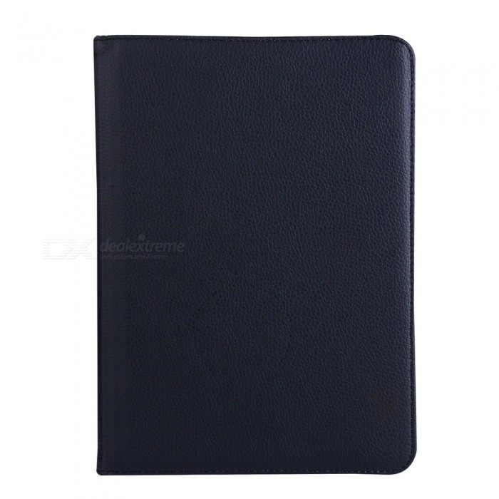 Dayspirit 360 Rotating Leather Case Cover w/ Auto Sleep for Samsung Galaxy Tab S3 9.7 (T820) - BlackTablet Cases<br>ColorBlackModelN/AQuantity1 pieceShade Of ColorBlackMaterialPUCompatible ModelSamsung Galaxy Tab S3 9.7 (T820)Compatible BrandSamsungTypeFull Body CasesCompatible SizeOthers,9.7 inchPacking List1 x Case<br>