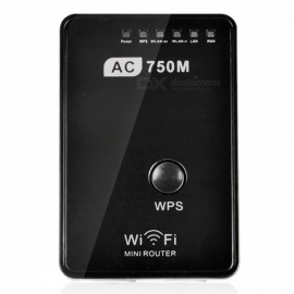 Wireless-WiFi-Reapeater-Router-Signal-Amplifier-80211nbg-Wi-fi-Router-Repeater-750Mbps-Dual-band-245GHZ-WiFi-Router