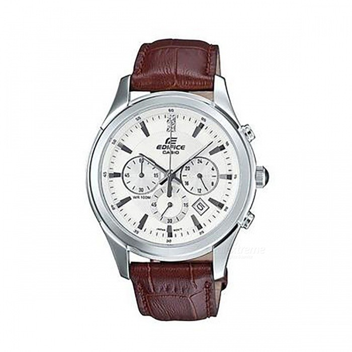 Casio Edifice Chronogtaph EFR-517L-7A Men's Watch - Brown