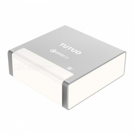 TUTUO-40W-4-Ports-USB-Charger-Quick-Charge-30-Fast-Charger-Desktop-Charger-High-Speed-Power-Adapter