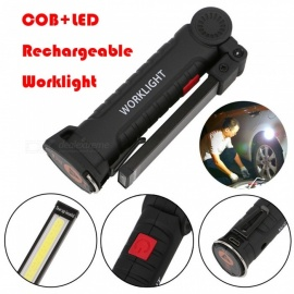 AIBBER-TONE-COB-LED-Work-Light-USB-Rechargeable-Magnetic-Torch-Flexible-Inspection-Lamp-Worklight-for-Camping