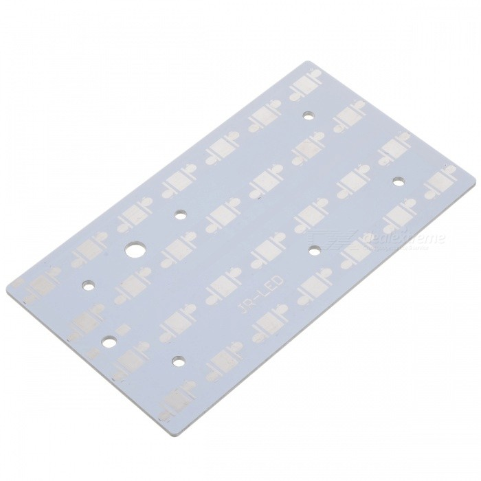 Aluminum PCB Board for 28-LED Lighting (DC 24V)