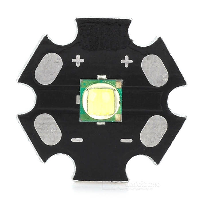 XM-LT6 885LM LED Emitter 6000K White Light Bulb (3.03.5V)