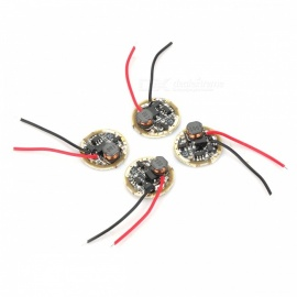 3.6V16V 925mA Constant Current LED Driver Board for Cree and SSC LEDs - 4PCS