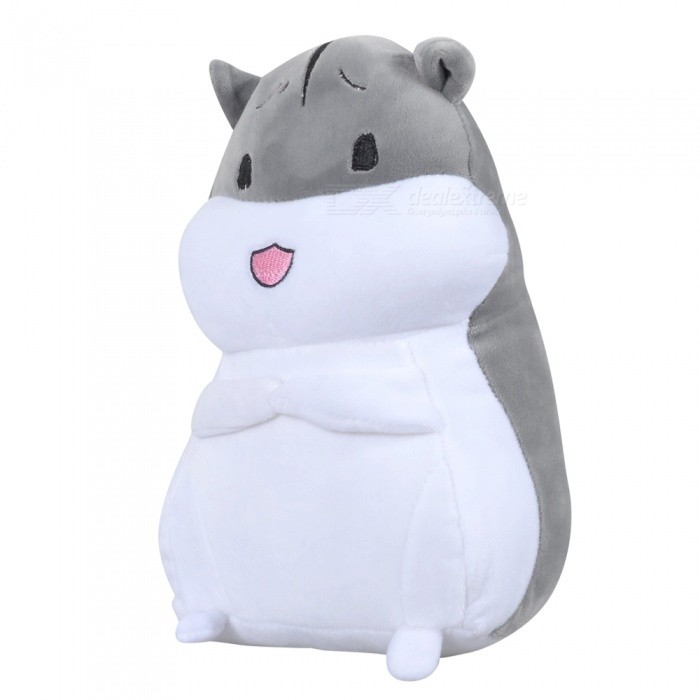 30cm/11.8inch Lovely Hamster Soft Plush Stuffed Doll Toy for Baby
