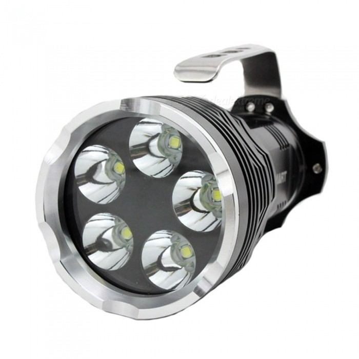AIBBER-TONE-Tactical-Flashlight-Cree-Xm-L2-Light-Outdoor-Camping-Hunting-Cave-Security-Patrol-Essential-Powerful-Flashlight
