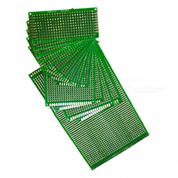 ZHAOYAO-18Pcs-Double-Sided-Prototyping-Boards