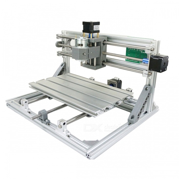 Buy CNC 3018 ER GRBL Control DIY CNC Machine, 3 Axis Pcb Milling Machine, Wood Router Laser Engraving Toys (cnc3018 Machine Only) with Litecoins with Free Shipping on Gipsybee.com