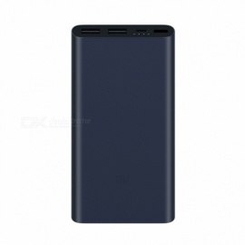 Original Xiaomi New 18W Quick Charge 3.0 10000mAh Power Bank with 2 Dual USB Ports